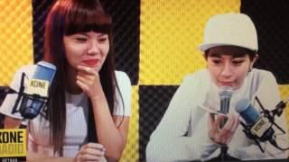 Gil Lê - Happy lunch - Xone FM - Gil gọi điện thoại cho Chi (🐰📲🐻)