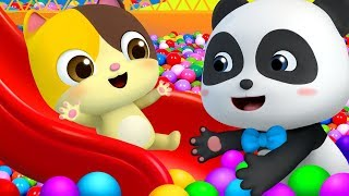Playtime at Playground   Playground Song +More Nursery Rhymes   Kids Songs   BabyBus