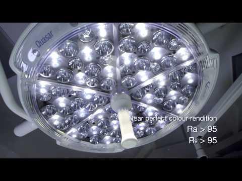 Quasar® eLite Operating Theatre Light