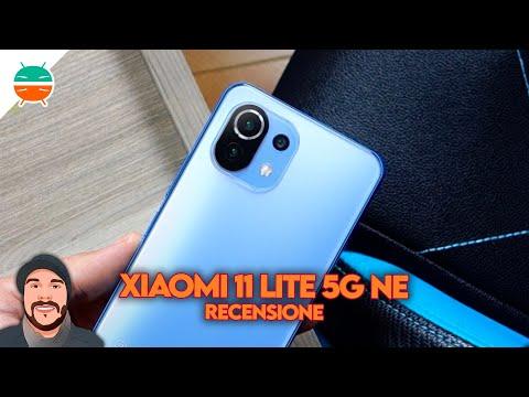 Recensione Xiaomi 11 Lite 5G NE: sottile …