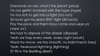 Cardi B - Drip feat. Migos (lyrics genius.com)