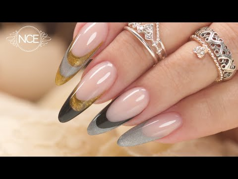 Create 3D Layered French Nails FASTER!
