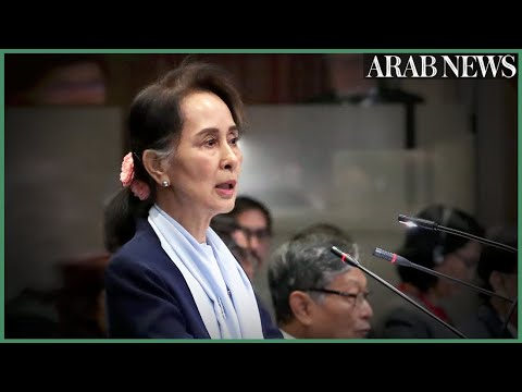 Aung San Suu Kyi says no proof of 'genocidal intent' in Rohingya case