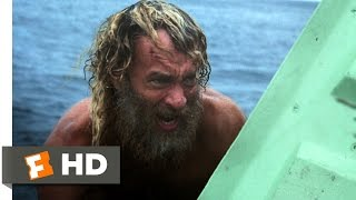 Cast Away (5/8) Movie CLIP - Escape to Sea (2000) HD