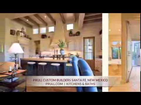 Prull Custom Home Builders in Santa Fe, New Mexico - Kitchens & Baths