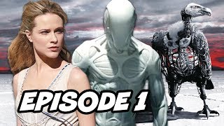 Westworld Season 2 Episode 1 - TOP 10 and Easter Eggs Explained
