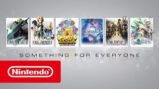 FINAL FANTASY - Something For Everyone on Nintendo Switch