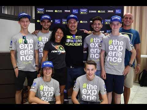 4th Yamaha VR46 Master Camp: Review Day 00