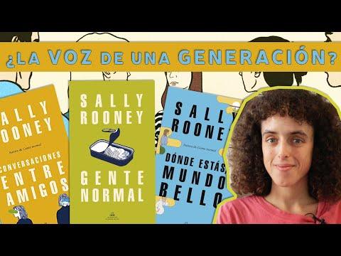 Vidéo de Sally Rooney