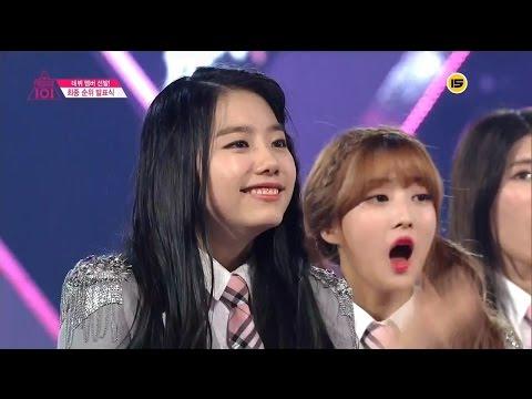 레드라인 김소혜 데뷔의 순간