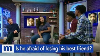 Best friend jealousy...Or genuine concern?   The Maury Show