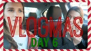 Flea Market | Vlogmas Day 6