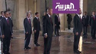 أردوغان يعين صهره بعد حفل إمبراطوري     -