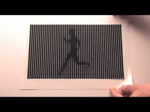 Niesamowite animowane iluzje optyczne
