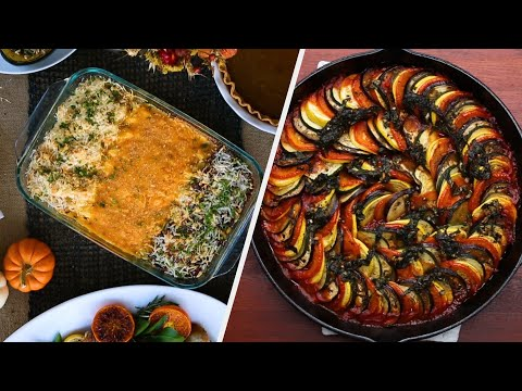 Hearty Vegetarian Recipes Fit For A Holiday Party ?Tasty