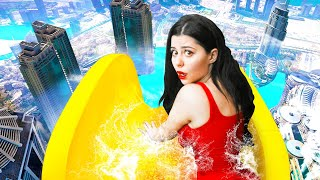 The Most INSANE WATER SLIDES That Will Blow Your Mind !