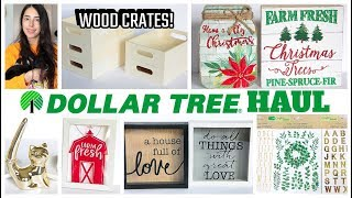 DOLLAR TREE HAUL 2019 NEW FINDS NEW CRAFT ITEMS