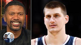 Jalen Rose: Nikola Jokic could win MVP over LeBron and Steph Curry | Jalen & Jacoby