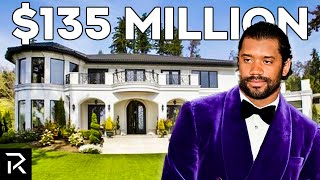 How Russell Wilson Spent $135 Million