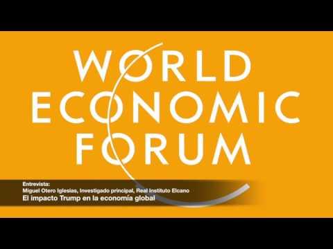 Miguel Otero Iglesias:  El impacto Trump en la economía global