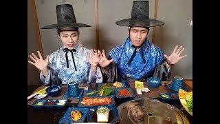 Khám phá ẩm thực BaekJe Hàn Quốc số 1 tại Hà Nội cùng thầy giáo Minh Hùng Wonder Hu