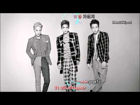 JYJ - Creation [hangul + roman + eng sub]