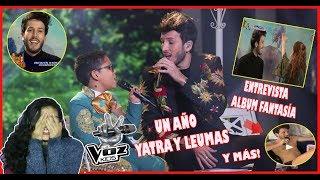 SEBASTIAN YATRA  y Leumas Un Año - Final - La Voz Kids Colombia*REACCIÓN 😍 + ENTREVISTA