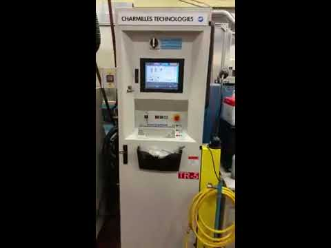Charmilles Roboform 40 CNC EDM Sinker with 24 Station Electrode Changer For Sale At Machinesused.com