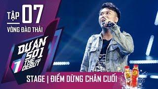 THE DEBUT 2018 - Dự Án Số 1 | Tập 7 | Điểm Dừng Chân Cuối - Tobby Quốc Trung