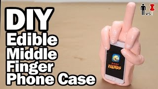 DIY Edible Phone Case - Pinterest Test - Man Vs Pin #97