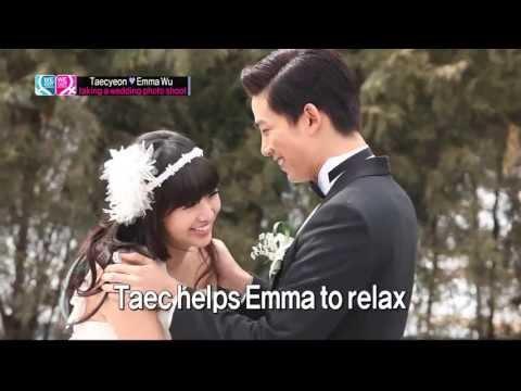 Global We Got MarriedEP04(Taecyeon&Emma Wu)#5_20130426_우리 결혼했어요 세계판_EP04(택연&오영결)#5