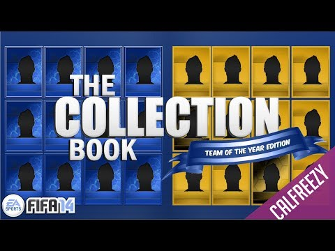 TOTY SPECIAL EDITION COLLECTION BOOK - EP 19 - 100K BIG PACKS!