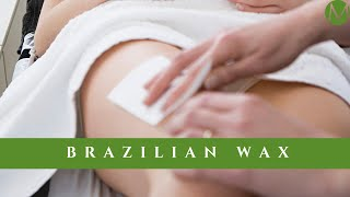 FULL BRAZILIAN - warm wax VS hard wax