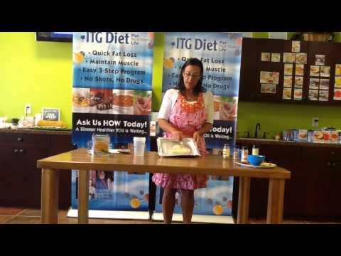 ITG Diet Flatbread Recipe