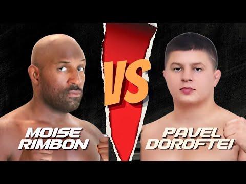 Moise Rimbon vs Pavel Doroftei Full Fight (MMA) | Phoenix 4 Dubai | December 22nd 2017.