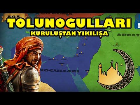 Tolunoğulları Türk Devleti Belgeseli (Kuruluştan Yıkılışa) 868-905