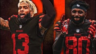 ||Odell Beckham Jr x Jarvis Landry||~Armed And Dangerous~||Cleveland Browns Hype||