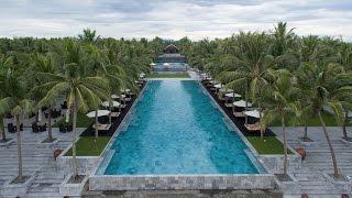 The Nam Hai Hoi An Hotel | DRONE AERIAL VIDEO