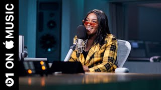 Ray BLK: Empress, Natural hair and being labelled an 'angry black woman' | Beats 1 | Apple Music