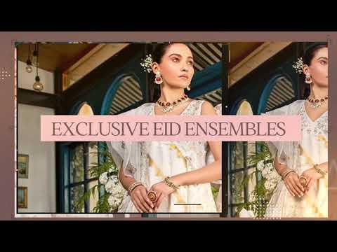 Festive Eid Collection – Buy Latest Eid Collection 2021– Mysa.pk