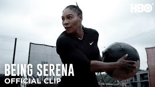 'I'm Going to Be Ready' Ep. 5 Official Clip | Being Serena | HBO