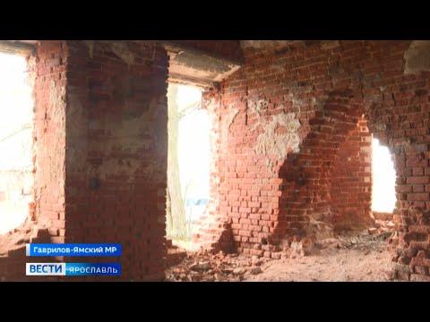 Стены двухсотлетнего храма Михаила Архангела не слышали молитв с середины XX века