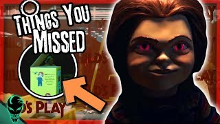 30 Things You Missed In Child's Play (2019)
