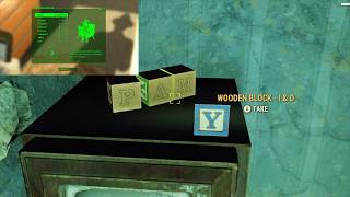 Fallout 76 - The Final Pam referenced in-game