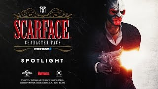 Payday 2 - Scarface Character Pack Spotlight
