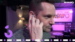 Vidéo-Test : TEST Intra-auriculaires Sony WF-1000XM3