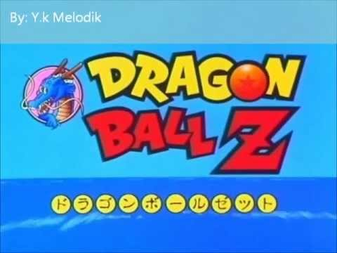 Intro Dragón Ball Z Chala Head Chala En Melódica Con Notas ♪♫♪