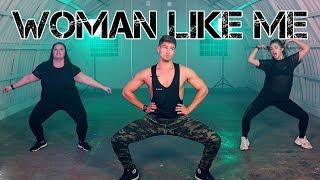 Woman Like Me - Little Mix feat. Nicki Minaj | Caleb Marshall | Dance Workout