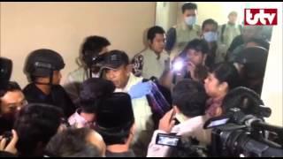Adu Mulut Fahri Hamzah dengan Petugas KPK