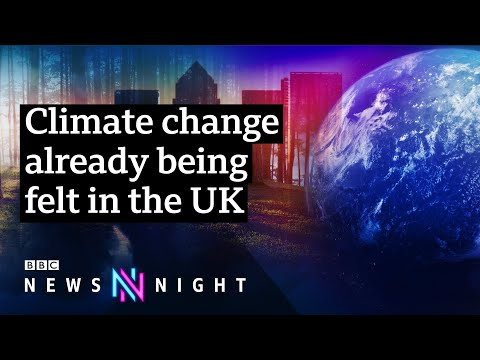 How should the UK tackle climate change? - BBC Newsnight